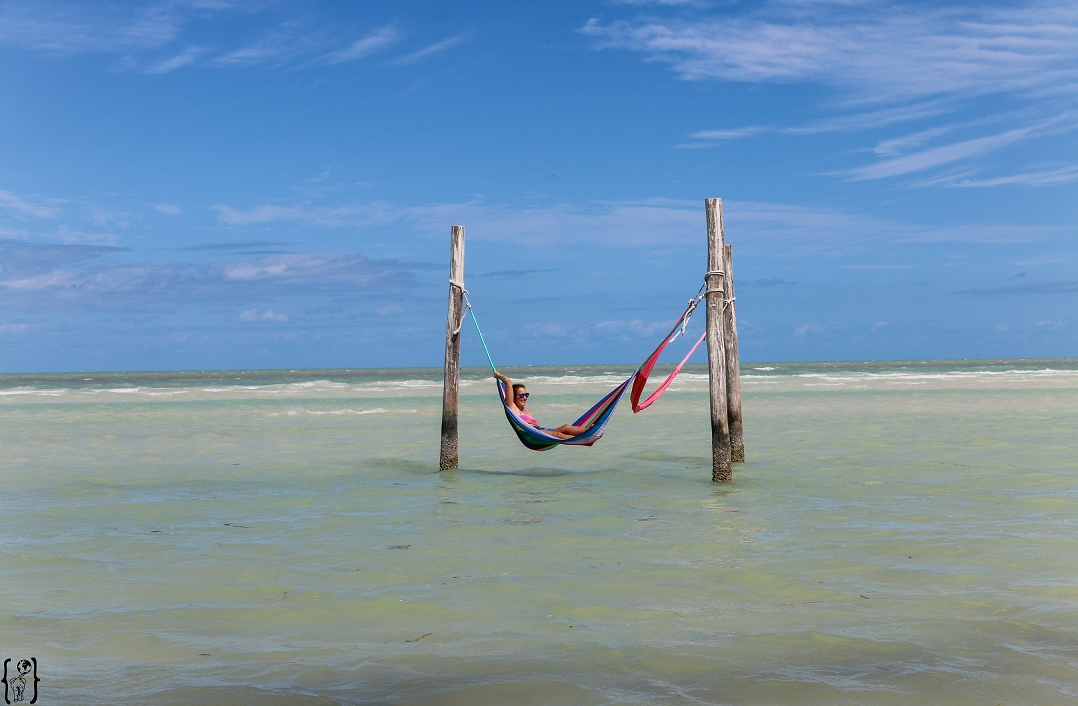 Isla Holbox: Das Backpacker Paradies in Mexiko